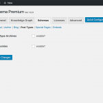 Schema Premium Post Types Settings