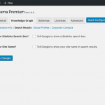 Schema Premium Search Results Settings