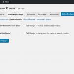 Schema Premium Search Results Settings