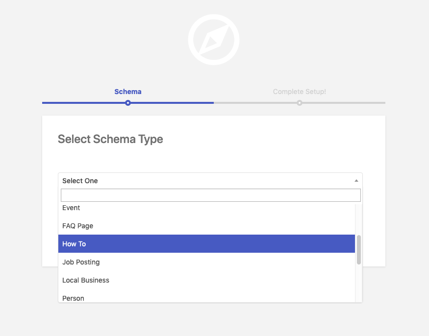 Add schema.org markup for HowTo page